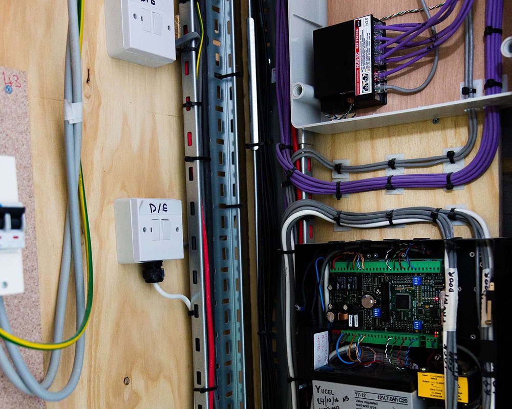 Structured Cabling Solutions London Uk Evi Home Wiring Systems A Buildings Cable Infrastructure Is Arguably The Most Important Part Of Any Telecommunications And Data System Serving As Backbone